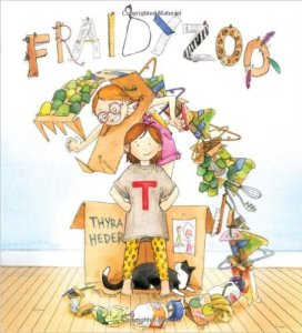 Fraidyzoo by Thyra Heder - funny books for preschoolers