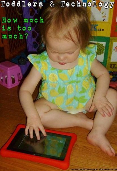 Toddlers&technology