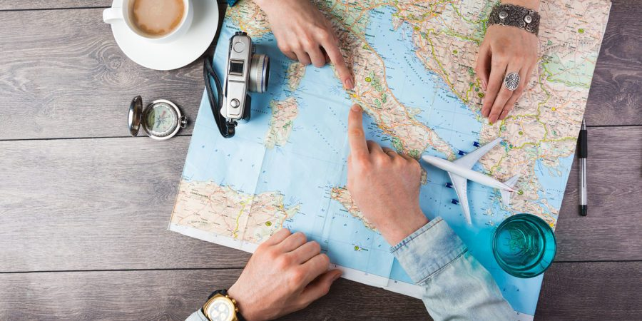 A Step-by-Step Guide to Planning Your Next Trip