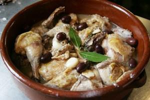 Lemony pheasant recipe