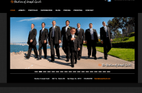 WordPress Website Design for The Studios of Joseph Guidi