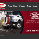 Website Design for WestPro Plumbing