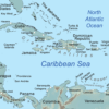 A map of the Caribbean Sea and its islands (Photo Credit: Kmusser).