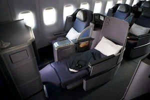 United will soon operate the largest fleet with the most lie-flat seats.