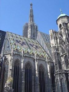 St. Stephen's Cathedral in Vienna