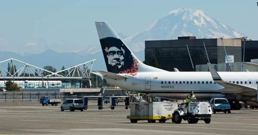 Alaska Airlines typically charges for your first checked bag (though not for the month of January!).