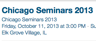 Chicago Seminars feat