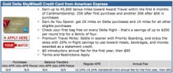 Great Deals Today: My Delta Platinum Business Amex and Ink Bold Applications