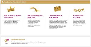 Hotels.com also has a basic elite status program.