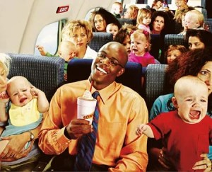 Ever feel like your flight looks like this? A Sonic milkshake might not help!