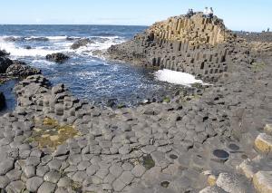 Giant's Causeway.