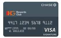 IHG Rewards Club Visa