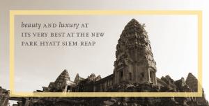The Park Hyatt Siem Reap is offering a 1,500-point opening bonus.