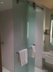 Blu Bathroom