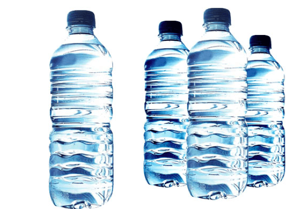 It is important to stay hydrated when you travel, and impossible to do without bottled water.