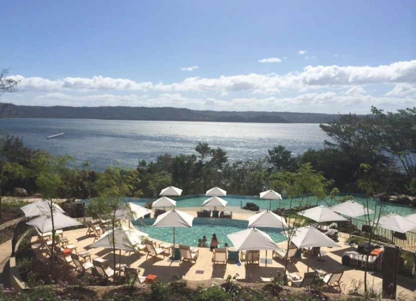 The Hyatt Visa's membership anniversary free night can be used at the Andaz Peninsula Papagayo in Costa Rica where room rates can be more than $500 per night.
