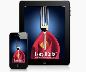 Use the Local Eats to find the best...local eats!