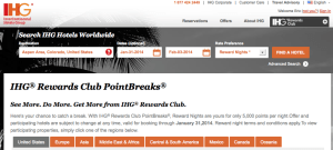 IHG PointBreaks