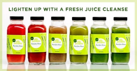 Juice Land makes a positive suggestion for the new year