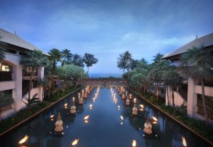 The beautiful JW Marriott Phuket