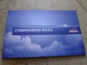 Ah, the Southwest Companion Pass - only Rapid Rewards membership and a Southwest card will get you one - NOT Chase Sapphire Preferred