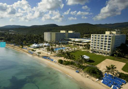 The all-inclusive Hilton Rose Hall is one resort at which you cannot use your free night certificates.