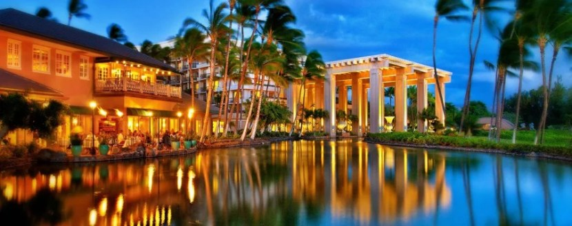 Gold status at the Hilton Waikoloa comes with $20/day towards resort resturants.