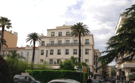 Hotel La Canberra, Cannes, France
