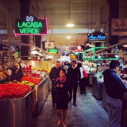 Los Angeles' Grand Central Market
