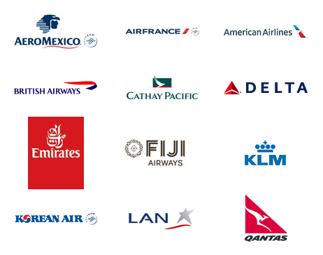 Alaska has some amazing airline partners.