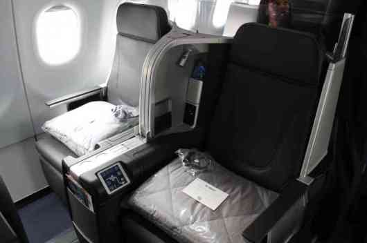 You can fly JetBlue's Mint seats from JFK-SFO starting today.