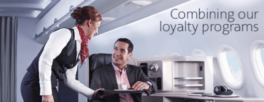 American just announced their new combined loyalty program.