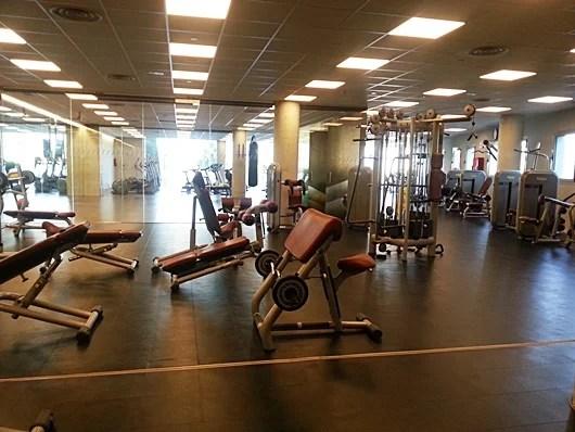 W Sweat fitness center