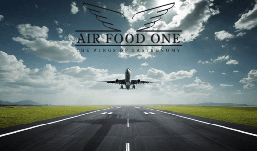 German company Air Food One has started delivering in-flight meals at home - but only in Germany for now