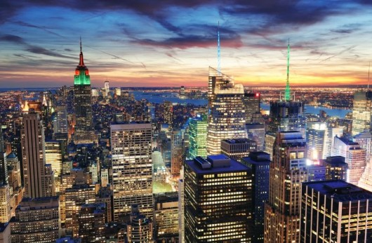 Win a trip to New York City. Shutterstock.