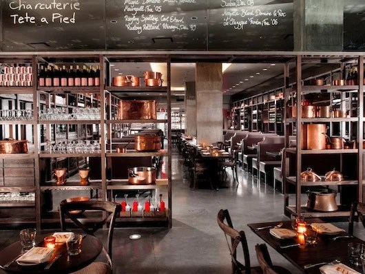 Daniel Boulud's DGBG Kitchen & Bar.