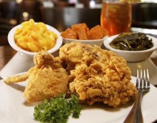 Grab a Southern bite at Pascal's (two locations at ATL)