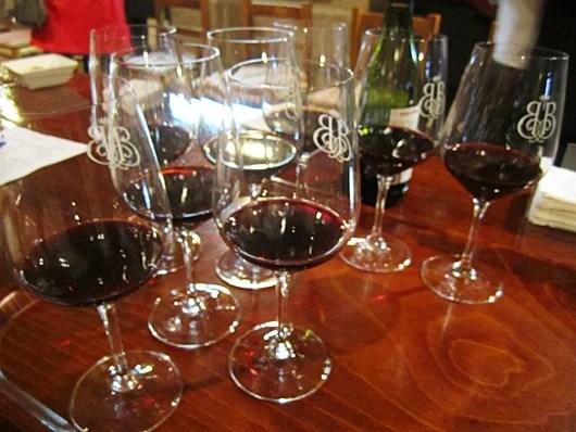 Some delicious La Rioja wine