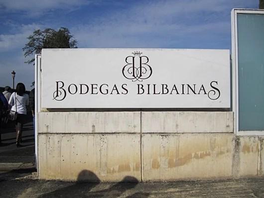 Bodegaas Bilbainas makes some of my favorite wine, Viña Pomal and Viña Zaco
