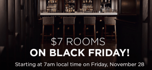Hotel Tonight is offering $7 hotel rooms for tonight.
