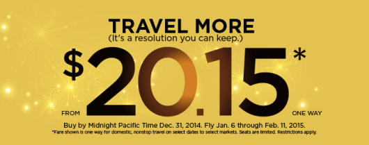 Frontier is having a fare sale with flights from $20.15 each way.