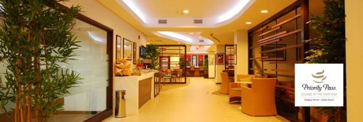Jamaica's Club Kingston was recently voted Priority Pass Best Global Lounge by thousands of members.