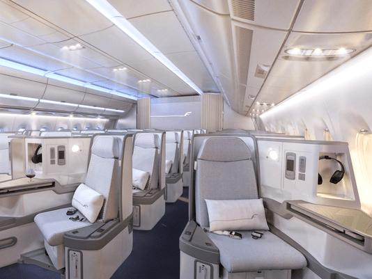Finnair A350