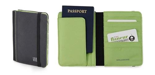 Moleskine's Passport Wallet