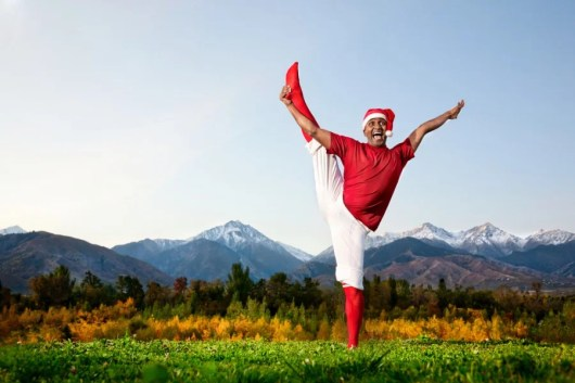 Be flexible this holiday season. Photo courtesy of Shutterstock.