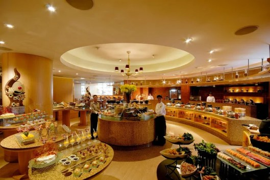 As a Gold member, you'll enjoy complimentary breakfast at almost all properties (like the Conrad Bangkok, pictured).