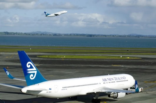 Win airfare to New Zealand. Image courtesy of Shutterstock.