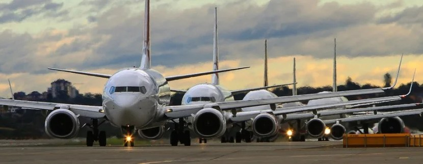 The US had nearly triple the flights of its closest rival in 2014. Photo courtesy of Shutterstock.
