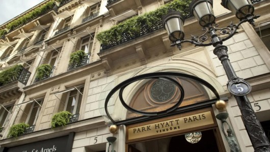 I was surprised to see no award availability at the Park Hyatt in Paris for my desired travel dates
