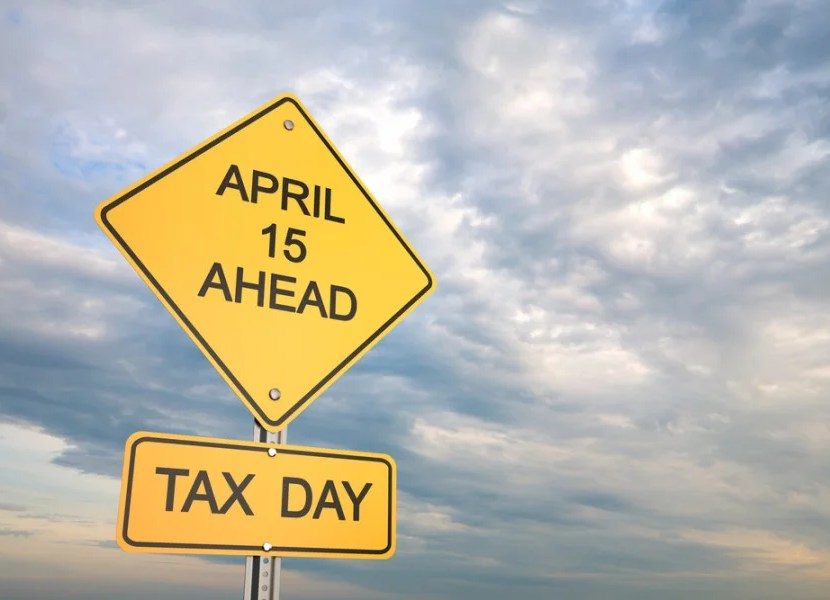 Tax Day is on its way! Photo courtesy of Shutterstock.
